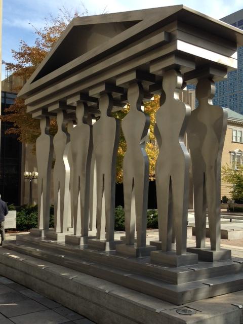 Jury statues