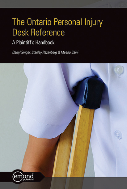 Darryl-Singer-Ontario-Personal-Injury-Desk-Reference-Emond-Publishing-2017